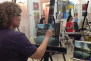 New York oil painting class