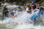 atlanta white water rafting experience at the Ococee River