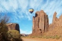 monument valley balloon flight