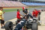 indy car ride a long experience