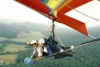 tandem hand gliding experience chattanooga