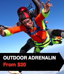 Outdoor and Adrenalin