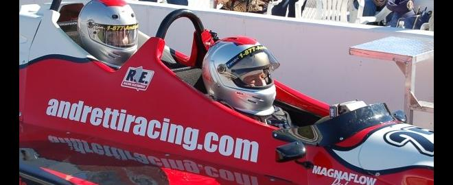 Indy Car Ride Along Texas Motor Speedway Great American
