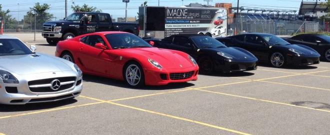 Drive Exotic Cars Atlanta GA Luxury Driving Experience - Sport car driving