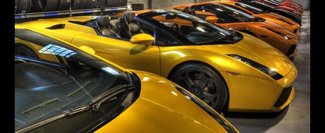 Exotic Car Driving Experience Maryland Ferrari Lamborghini