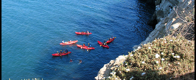 Bike And Kayak Tour San Diego Great American Days