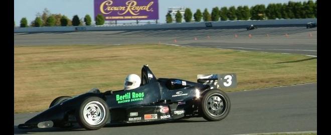 Race Car Driving Classes California