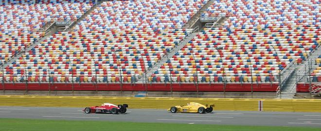 Kentucky Speedway Race Car Experience