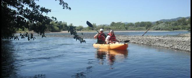 Russian River Kayak Tour Santa Rosa Great American Days