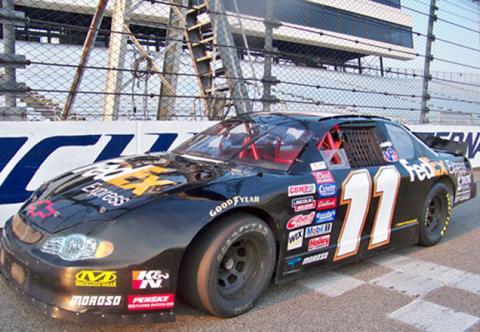 Nascar ride along stock car racing stockton ca for Atlanta motor speedway ride along