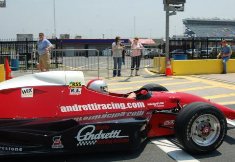 Indy Car Driving Experience Atlanta