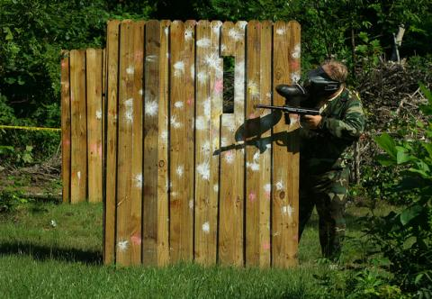 Paintball lawton ok