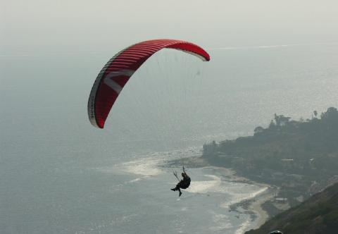 Hang Gliding & Paragliding | Great American Days