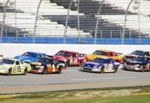 Drive a nascar charlotte motor speedway great american days for Charlotte motor speedway driving experience