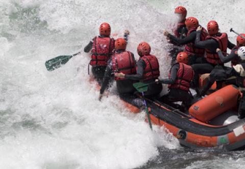 White Water Adventures | White Water Rafting Near Me